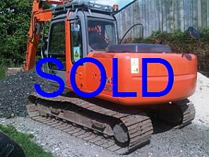 Hitachi - ZX130 2004 SOLD