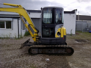 New Holland Kobelco - E50.2 SR SOLD